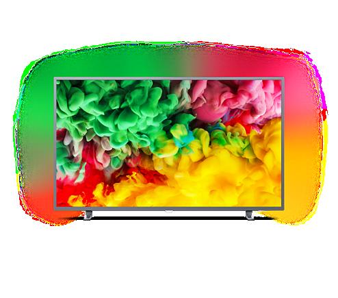 tv 4k 32 pollici philips  Smart TV LED UHD 4K ultra sottile 43PUS6703/12 | Philips