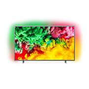 6700 series Smart, ultratunn LED-TV med 4K
