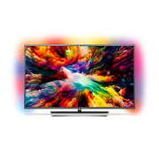 7300 series Televisor 4K ultraplano con tecnología Android TV