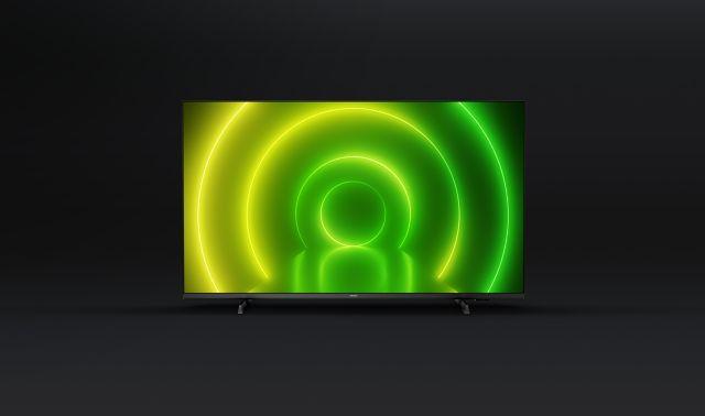 Philips TV 2021: PUS7406 Serie