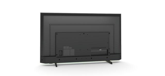 Philips TV 2021: PUS7406 Rückseite