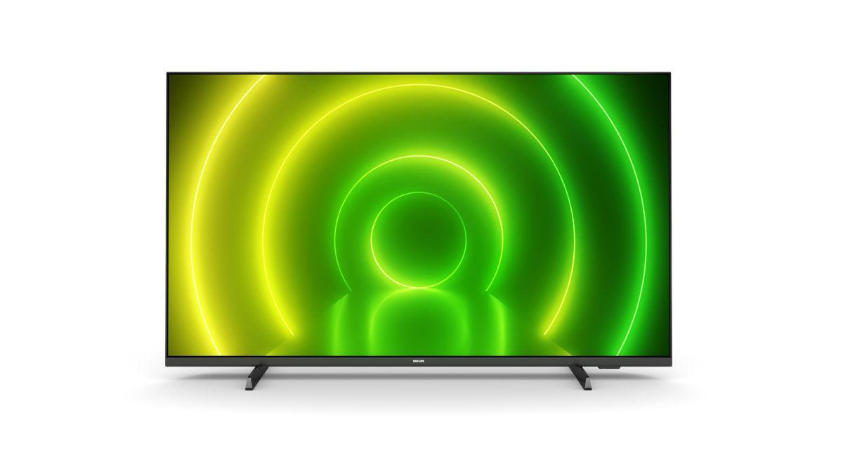 Philips TV 2021: PUS7406 Series (43PUS7406, 50PUS7406, 55PUS7406, 65PUS7406)