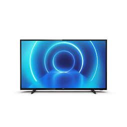 7500 series 4K UHD LED išmanusis televizorius
