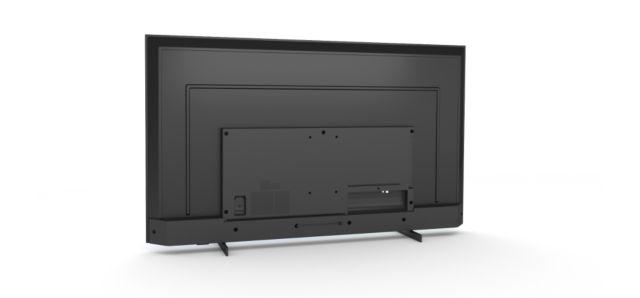 Philips TV 2021: PUS7506/PUS7556 UHD-Serie - Rückseite