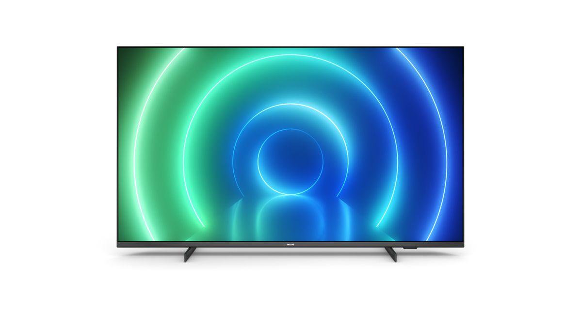 Philips TV 2021: PUS7506 Series
