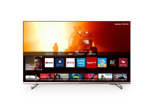 Philips TV 2021: PUS7556 UHD-Serie