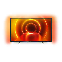7800 series 4K UHD LED Smart TV