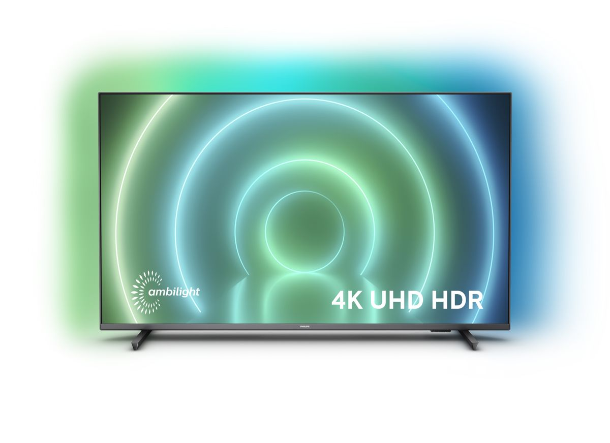 Philips TV 2021: PUS7906/PUS7956 Series