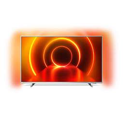 8100 series 4K UHD LED išmanusis televizorius