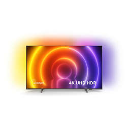 LED 4K UHD Android-TV