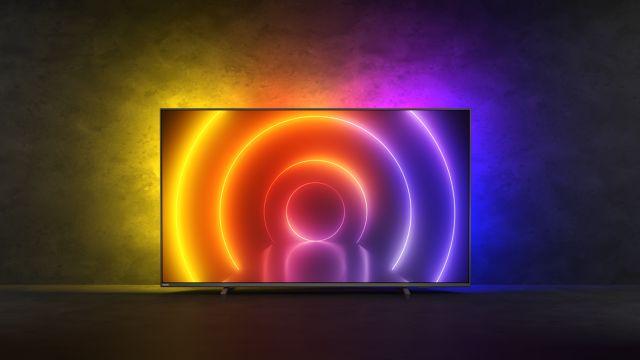 Philips TV 2021: PUS8106