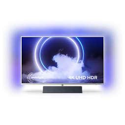 9000 series 4K UHD Android TV met Bowers-geluid