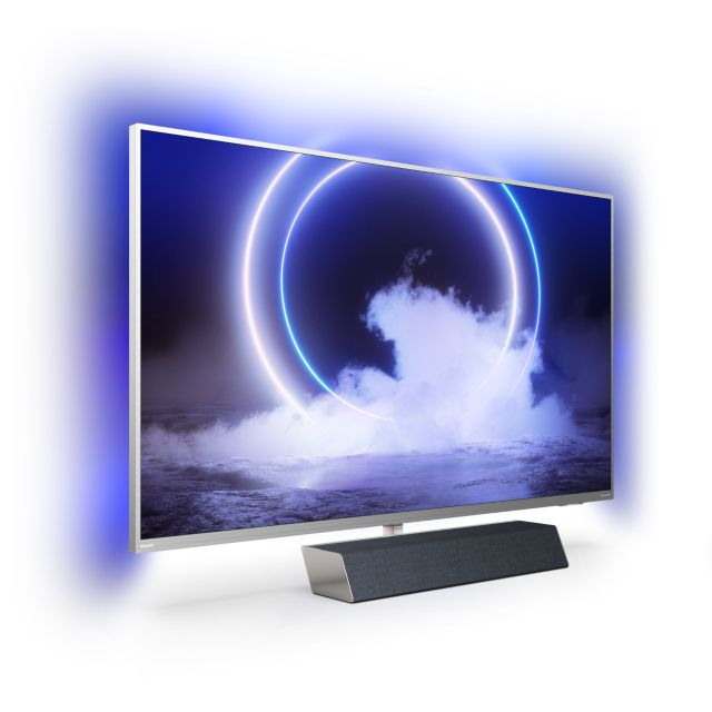 Philips 2020: 43PUS9235 LCD TV with 2.1 Sound by Bowers & Wilkins