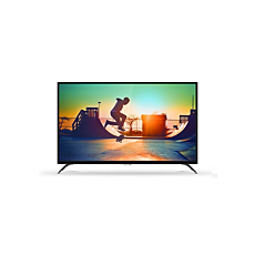 43PUT6002/56  4K Ultra Slim Smart LED TV