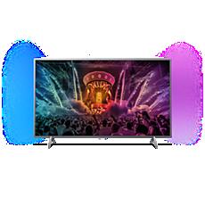 43PUT6401/12 -    Ultratunn 4K-TV med Android TV™