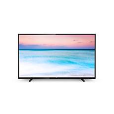 43PUT6504/56  4K UHD، LED، Smart TV