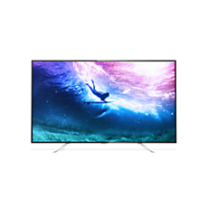 43PUT6801/56  4K، شاشة رفيعة، تلفزيون مشغّل بواسطة Android TV™