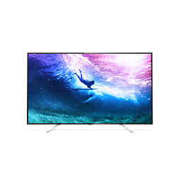 6800 series 4K Ultra Slim TV powered by Android TV™