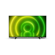 43PUT7406/56 LED 4K UHD، LED، تلفزيون بنظام Android