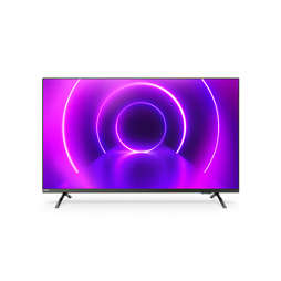 8100 series 4K UHD LED Android TV