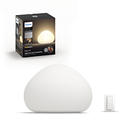 Hue White ambiance Lampe de table Wellner