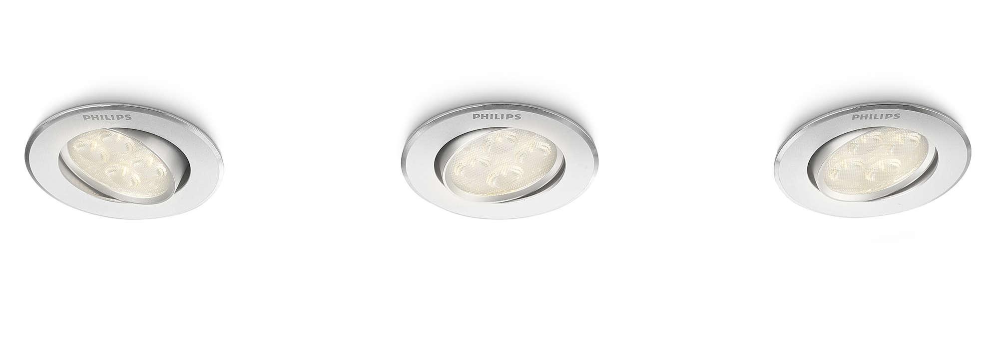 Evidenţiaţi-vă locuinţa prin lumină