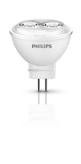 Profitez d'une lumière DEL blanche éclatante à intensité réglable