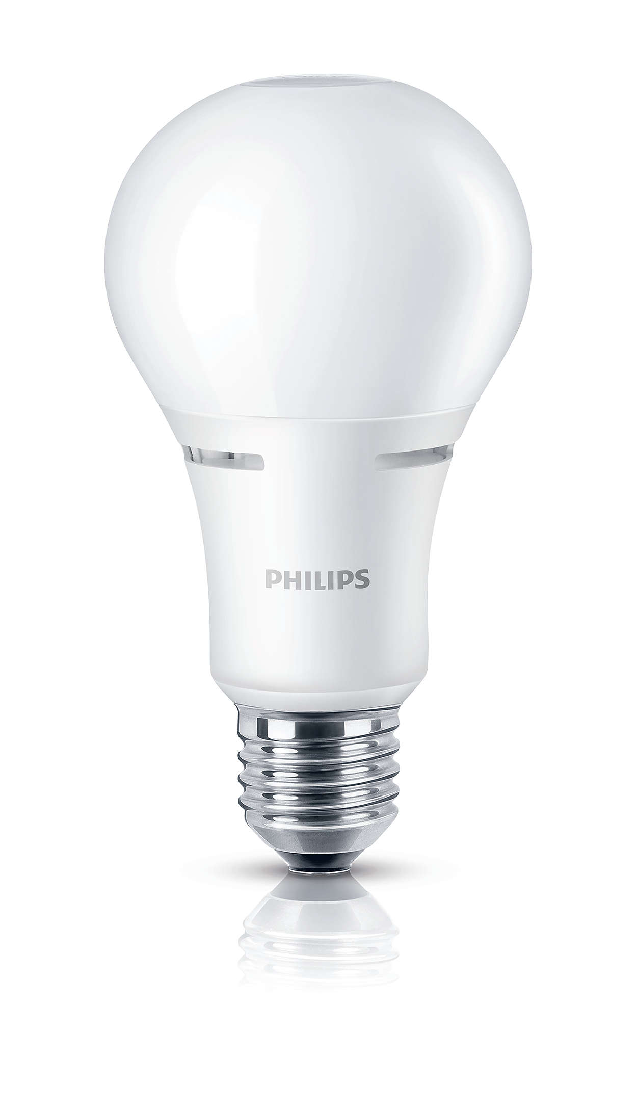 Experience dimmable, soft white LED light