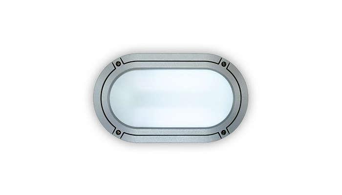 Luminaire extérieur fluorescent haute résistance