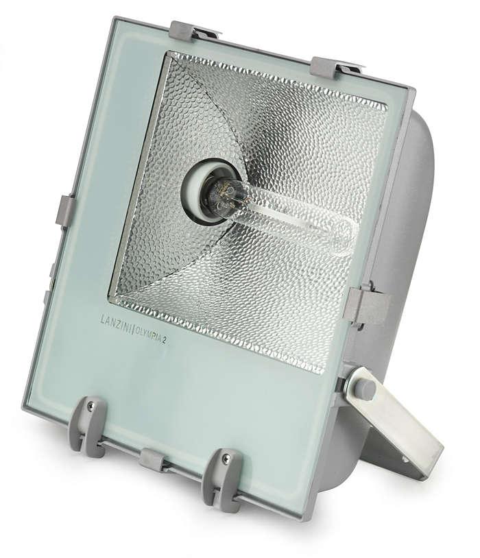 Applications multiples halogénure métallique à large faisceau
