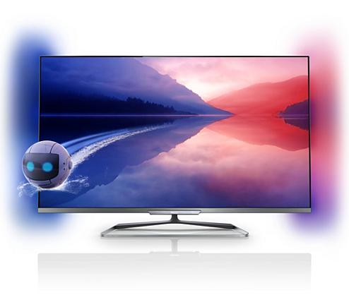 182af5f95 Profesionálny LED televízor 47HFL7108D/12 | Philips