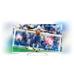 6000 series TV LED Full HD slim
