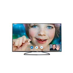 6000 series Téléviseur LED plat FullHD