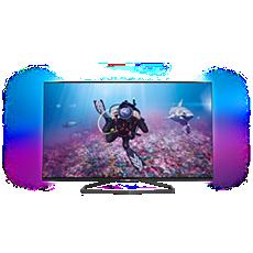 47PFK7189/12  Ultraflacher Smart Full HD-LED-Fernseher