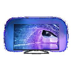 47PFK7509/12  Ultraflacher Smart Full HD LEDTV