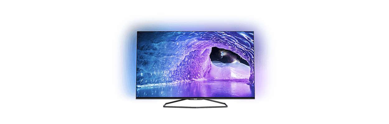 Ultraslanke Smart Full HD LED-TV