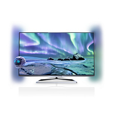 47PFL5038K/12  Ultraflacher 3D Smart LED-Fernseher