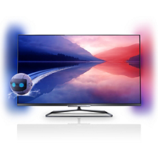 47PFL6008K/12 6000 series Ultraflacher 3D Smart LED-Fernseher