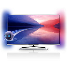 47PFL6198K/12 -   6000 series Ultraflacher 3D Smart LED-Fernseher
