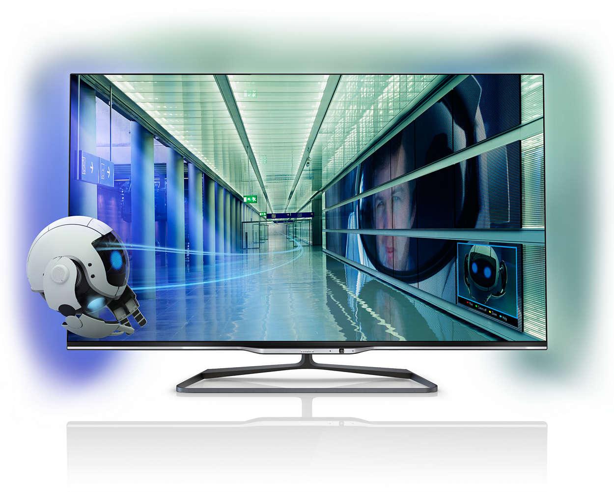 Wel Of Geen 3d Tv.Ultraslanke 3d Smart Led Tv