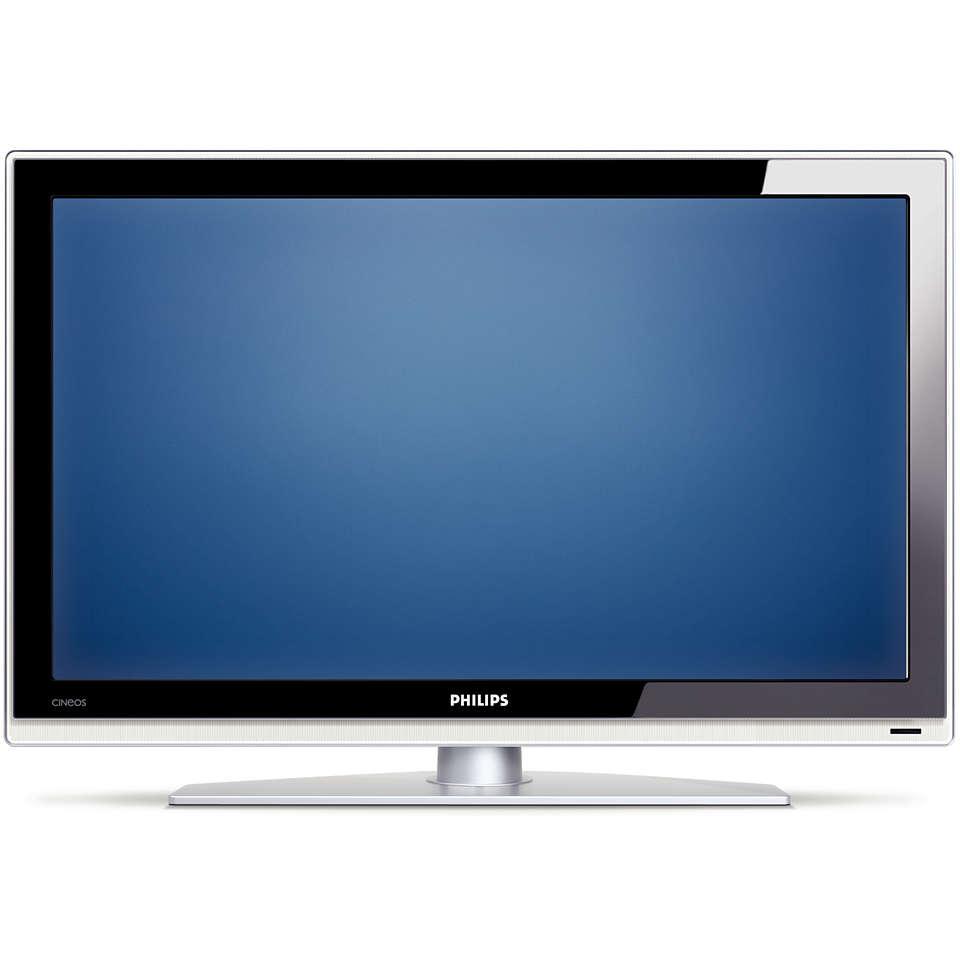 Gør TV-oplevelsen bedre
