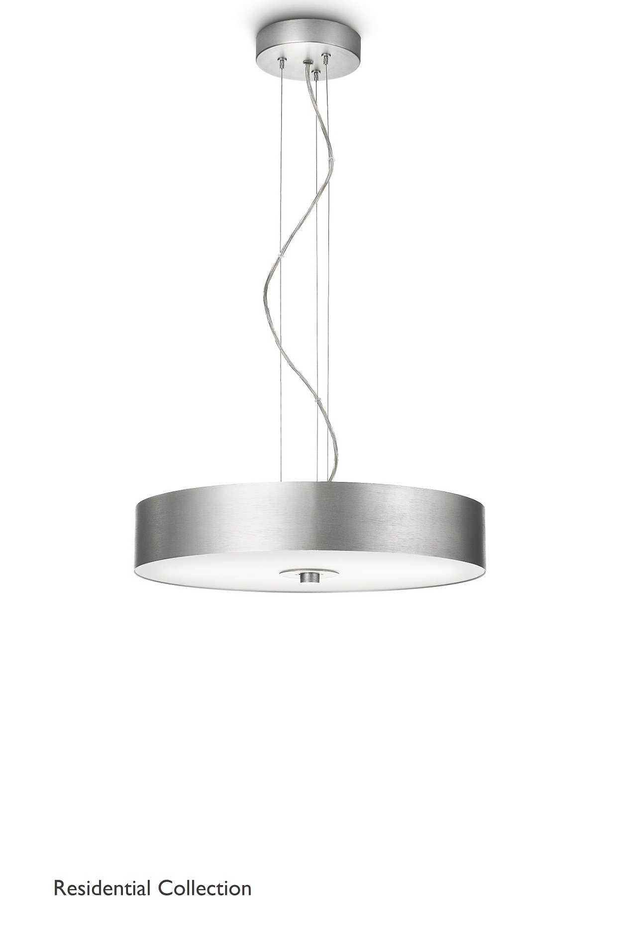fair living philips lighting. Black Bedroom Furniture Sets. Home Design Ideas