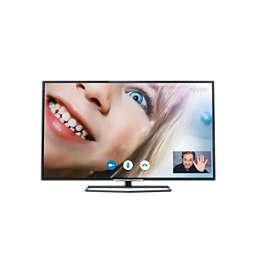 5000 series TV LED Full HD slim