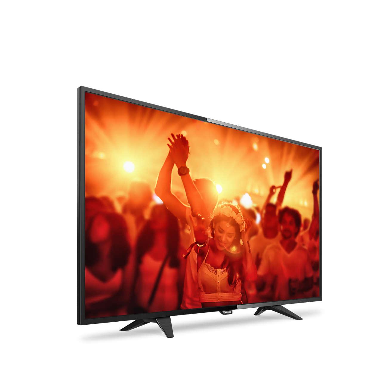 "Plonas ""Full HD"" LED televizorius"