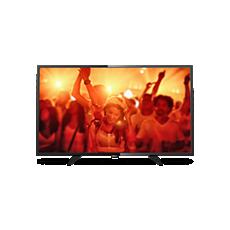 48PFK4101/12  Ultraflacher Full-HD LED-Fernseher