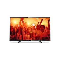 4000 series Ultraflacher Full-HD LED-Fernseher