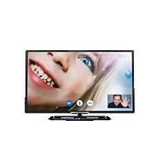 48PFK5509/12 -    Flacher Smart Full HD-LED-Fernseher