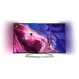 6900 series Ultratenký LED televizor Smart Full HD