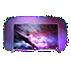 8100 series Razor Slim FHD телевизор, поддържан от Android™
