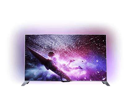 Téléviseur FHD ultra-plat avec Android